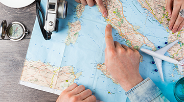 کتاب های گردشگری